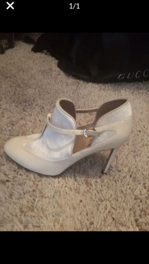 Valentino white suede boot for women for Sale in FL, US