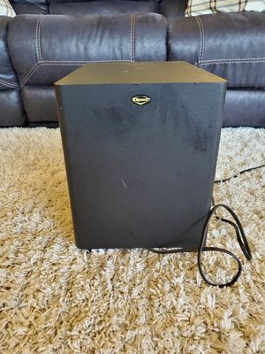 Klipsch 100 Watt sub for Sale in Mercer Island, WA
