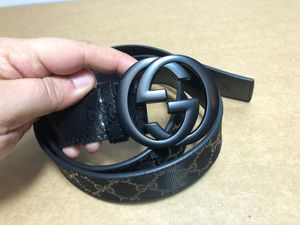 Gucci men's belt new $195 for Sale in Dunkirk, NY