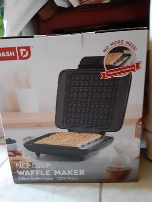 Waffle maker new in box for Sale in Trumbull, CT