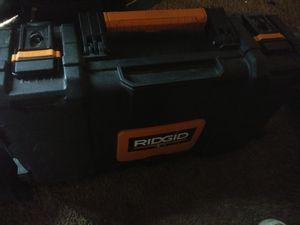 Rigid tool box for Sale in Denver, CO