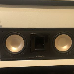 BIC theater speakers for Sale in Winchester, CA