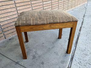 Vintage Foot Stool / Bench for Sale in Glendale, AZ