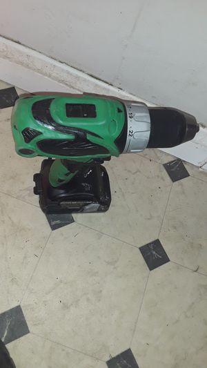 Hitachi 18v drill for Sale in Bakersfield, CA