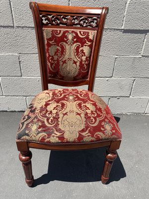 Solid oak antique chair for Sale in La Habra, CA