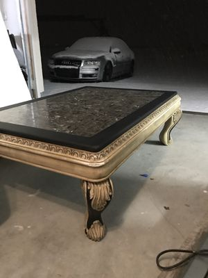 Antique marble table for Sale in Midvale, UT