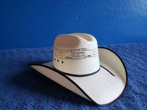 Wrangler Sheepskin Leather cowboy hat (7) for Sale in Phoenix, AZ