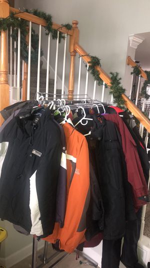 Winter jackets snow pants gears boots for Sale in Fruit Cove, FL