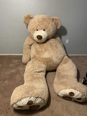 GIANT teddy bear - 9ft tall for Sale in Sarasota, FL