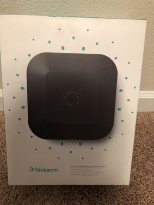 Blossom Smart Watering Sprinkler Controller for Sale in Clackamas, OR