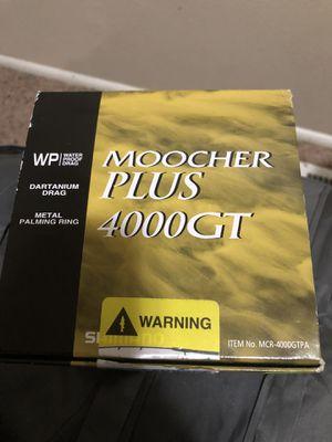 Shimano Moocher Plus 4000GT for Sale in Auburn, WA