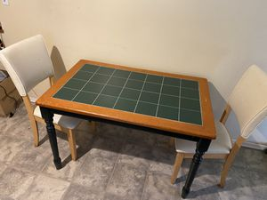 Kitchen table and four chairs for Sale in Fairview, OR