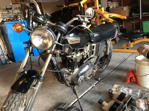 Motorcycle 1971 triumph bonneville for Sale in Lombard, IL