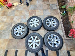 5 rims jeep for Sale in San Diego, CA