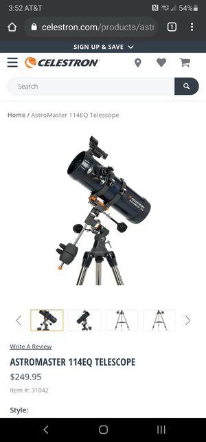Telescope for Sale in San Antonio, TX