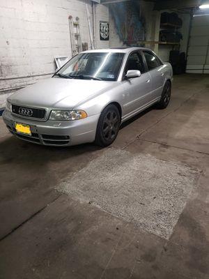 2000 Audi S4 for Sale in Garfield, NJ