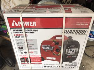 Generator 2300i new!!! for Sale in Montgomery, IL