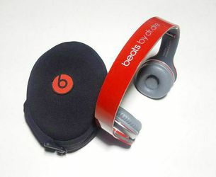 Beats by Dr. Dre Solo HD Rd Special Edition Wired Headphones for Sale in Riverdale,  MD