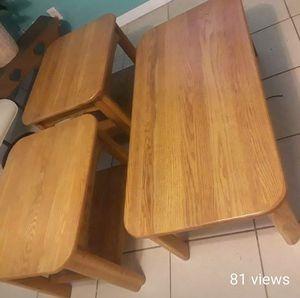 Oak tables for Sale in Avon Park, FL