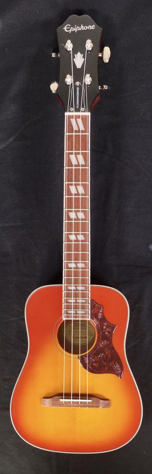 """Epiphone """"Hummingbird"""" ukulele. for Sale in Mesa, AZ"""