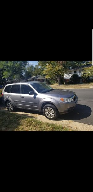 Subaru forester 2010 good for uber for Sale in Alexandria, VA
