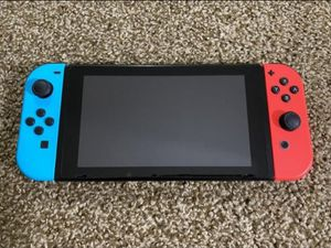 Nintendo Switch V1 with SSBU for Sale in Fort Worth, TX