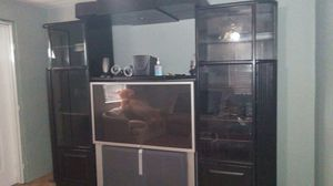 Tv stand With Tv Include for Sale in West Palm Beach, FL