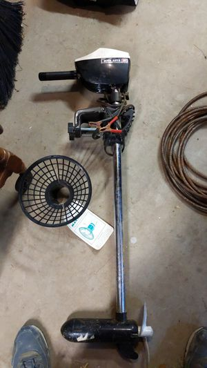 Minn Kota 35 electric boat motor for Sale in Bothell, WA