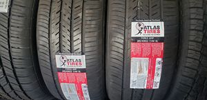 285/45/22 NEW TIRES FOR 600 DOLLARS WITH EVERYTHING INCLUDED TAX INCLUDED FINANCING AVAILABLE NO CREDIT CHECK, 90 DAYS SAME AS CASH for Sale in Houston, TX