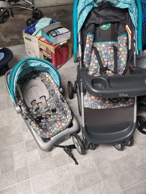 Stroller and car seat for Sale in Seffner, FL