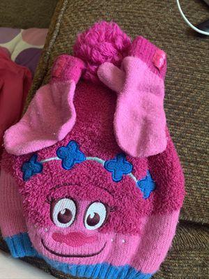 Trolls hat kids for Sale in Sheboygan, WI