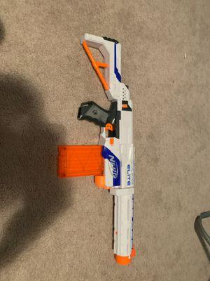 Nerf retaliator elite nerf gun with cartridge for Sale in Silver Spring, MD