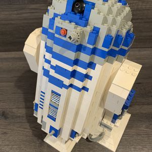 1999 Lego Star Wars R2-D2 R2D2 Target Model Contest Display RARE r2d2 for Sale in Garden City, NY