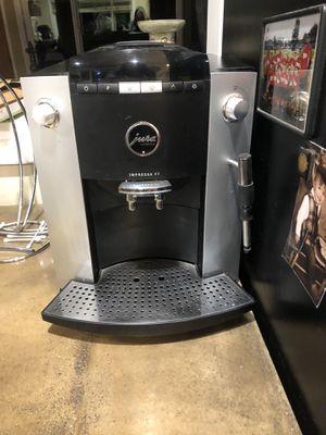Jura Impressa F7 for Sale in Stevinson, CA
