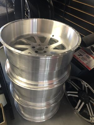 American forcé wheels for sale. 5x5. Jeep Wrangler 24x12 for Sale in Miami, FL