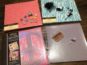 Girl themed scrapbooking lot for Sale in Gilbert, AZ