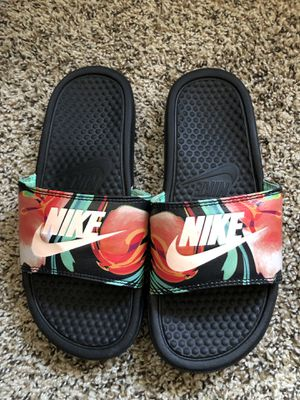 Nike slides (women's) for Sale in Vancouver, WA