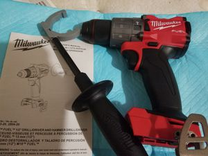 milwaukee fuel hammer drill for Sale in West Bridgewater, MA