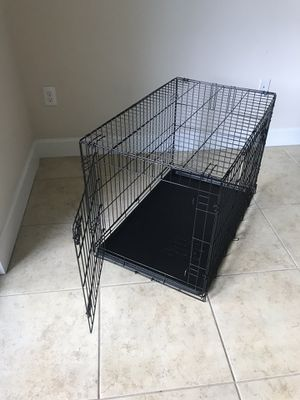 Large Dog Crate for Sale in Miami, FL