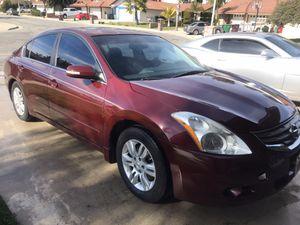 2011 Nissan Altima SL for Sale in Riverside, CA
