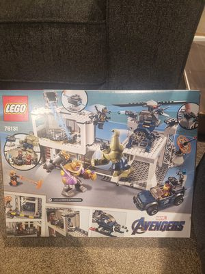 Avengers Legos set unopened for Sale in Riverside, CA