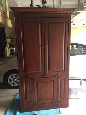 Media/storage hutch for Sale in Lorton, VA