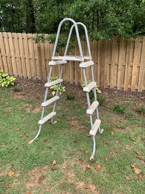 Pool ladder for Sale in Boiling Springs, SC