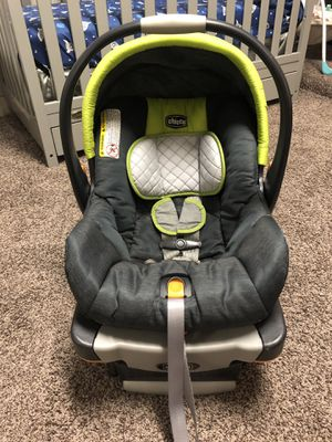 Chicco Keyfit car seat & base for Sale in Suwanee, GA