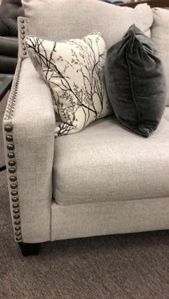 Ashley couch sectional $39 down payment) for Sale in Austin, TX
