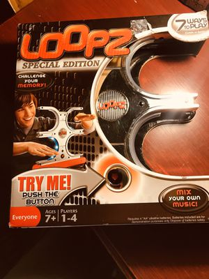 Loopz Special Edition 7 way to play by Radica (New) never taken out of the box for Sale in Whitehall, PA