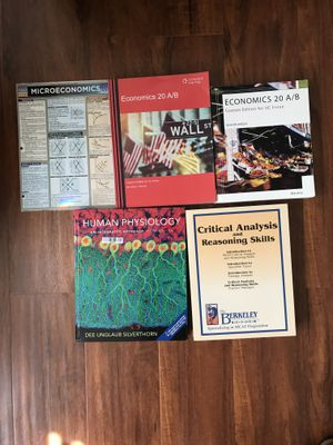 Textbooks for Sale in Irvine, CA