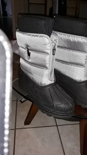 New Polo Ralph Lauren snow boots for Sale in Arlington, TX