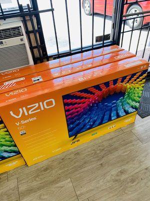 Vizio v series 50 inch tv (80 down payment) 2W for Sale in Dallas, TX