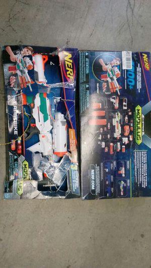 2 Nerf tri-strike guns for Sale in Nashville, TN